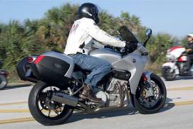 Amerikaanse motorfiets met directe injectie (2011-4)