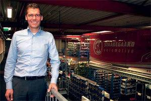 Staadegaard Automotive over partner AD Benelux (2011-12)