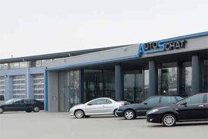 Universeel bedrijf AutoSchat verkocht magazijn (2012-4)