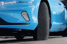Michelin Alpin 5 focust op veiligheid in de winter (2014-3)