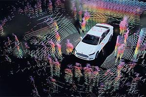 Nieuwe Ford Focus op Mobile World Congress Barcelona (2014-3)