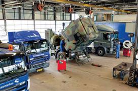 DAF-dealer De Burgh diversificeert (2014-3)