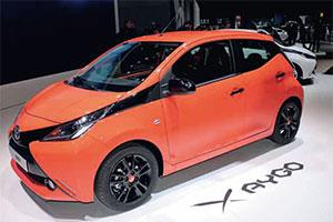 Salon Automobile Genève een feest van volumemodellen (2014-3)