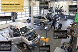 De werkplaats van Autobedrijf Ferdy Snijders (2014-3)