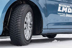 Blizzak LM001, de nieuwe Bridgestone-wintertopper (2014-4)