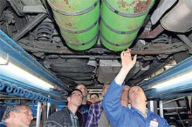 Hoe keur je een CNG-tank? (2014-4)