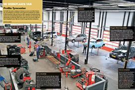 De werkplaats van: Profile Tyrecenter (2014-4)