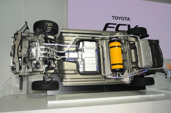 Brandstofvisie, plan voor toekomst autobedrijf?