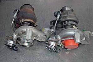 Stap voor stap: Turbo vervangen (2014-12)