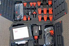 Unboxing de Autel Maxisys MS908 (2014-6)