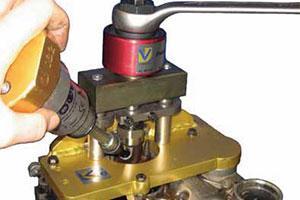 Vibropac verwijdert verstuivers en gloeibougies (2014-6)