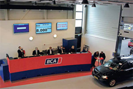 Gemak voor het autobedrijf bij BCA Autoveiling (2014-6)
