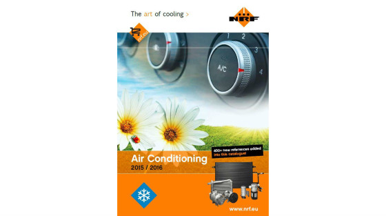 Nieuwe NRF-catalogus Air Conditioning