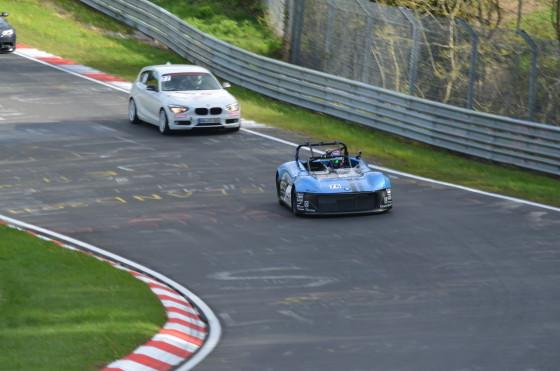 Video: ForZe Delft racet naar record op Nürburgring