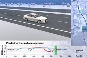 BMW-Koelsysteem kijkt vooruit