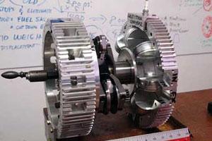 Motor met 3000 pk in zakformaat?