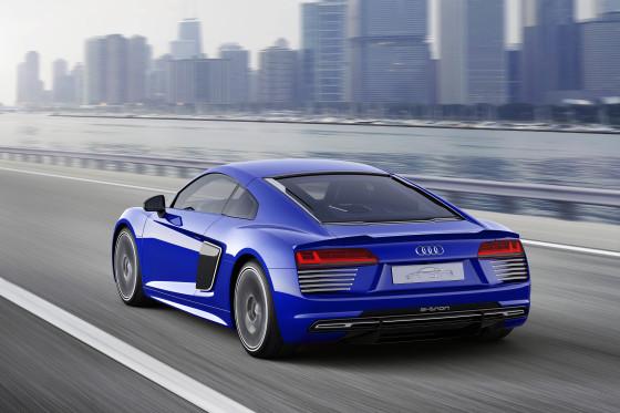 Accudoorbraak bij elektro-Audi?