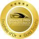 Gouden trophy 80x80