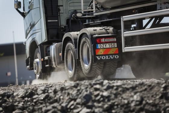 Video: Nieuwe liftbare tandemas van Volvo