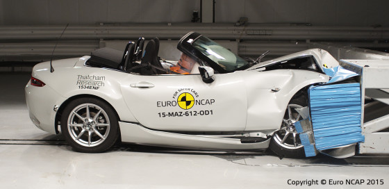 Test Euro NCAP vooral voor gezinnen?