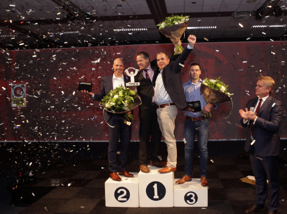 Autobedrijf van het jaar: Vakgarage Heinneman