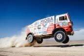 VB-Airsuspension steunt Dakar teams