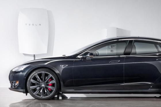 Rekenen aan de Tesla Powerwall
