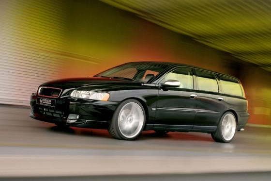 Diagnosetips uit de praktijk: Turbodruk te laag Volvo V70