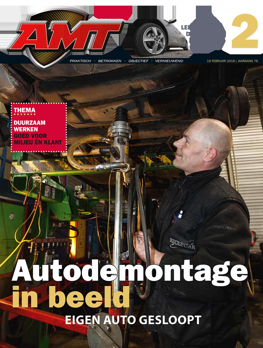 AMT editie 2 – 2016