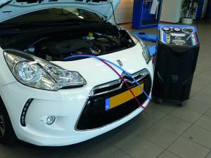 Van 1 t/m 3 maart  zijn de open dagen bij Autec-VLT . Daar wordt het equipment  gedemonstreerd.