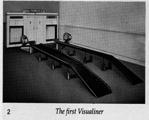 The first Visualiner