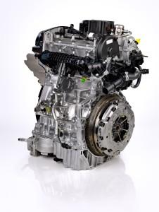 Downsize motoren, zoals deze Volvo driepitter, konden weleens ongunstig uitpakken als in de RDE-proef wat te vlot wordt gereden.