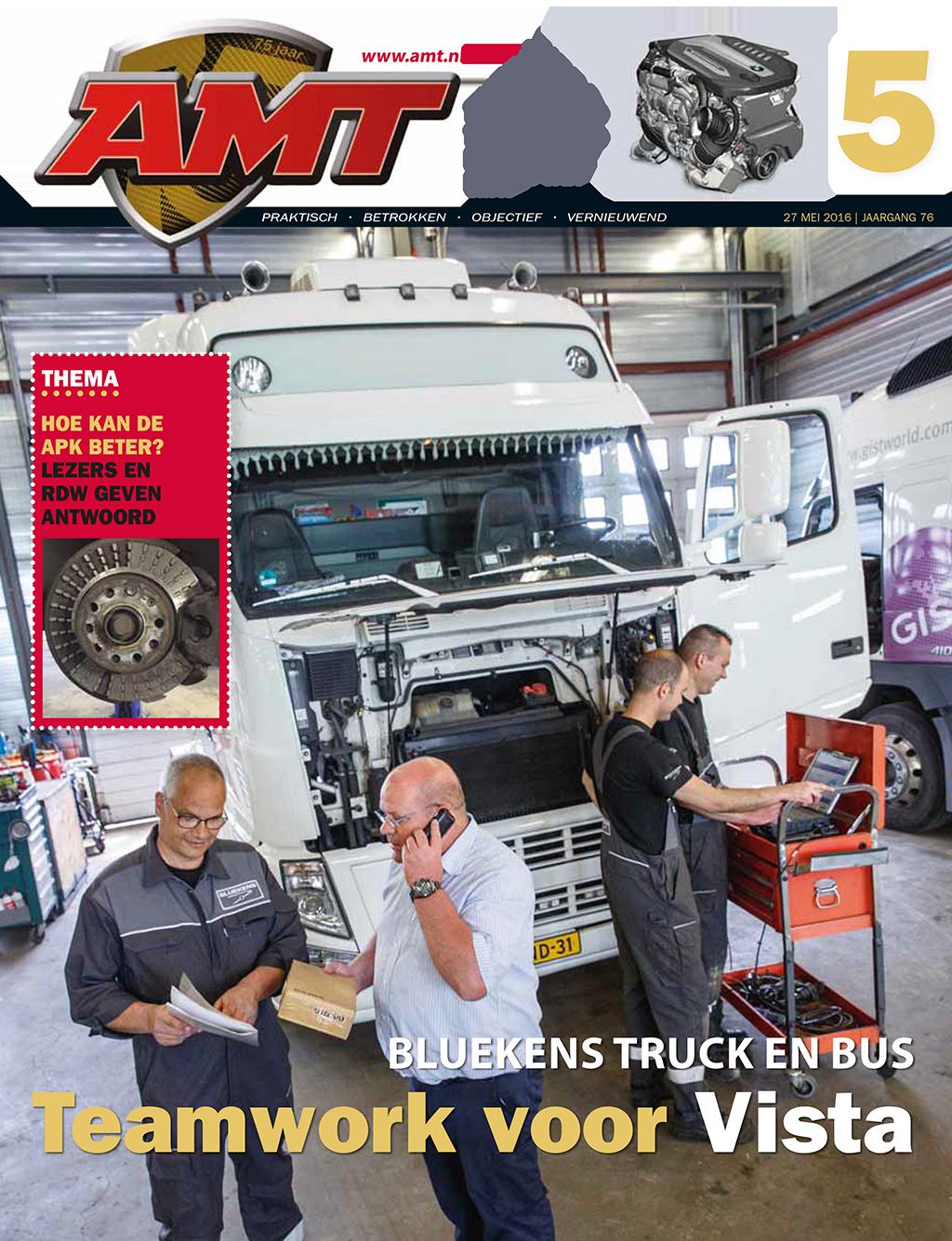 AMT editie 5 – 2016