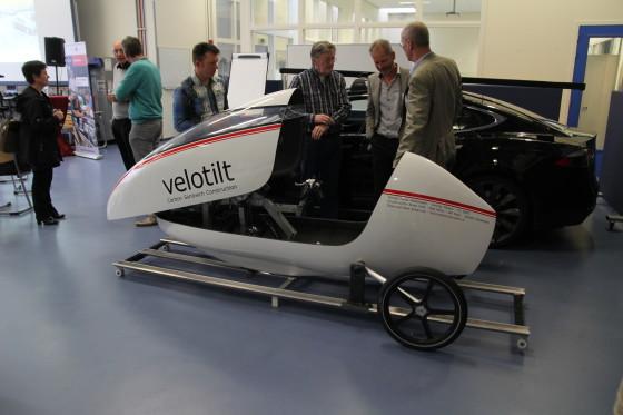 Nieuw mobiliteitsconcept: Tussen fiets en auto