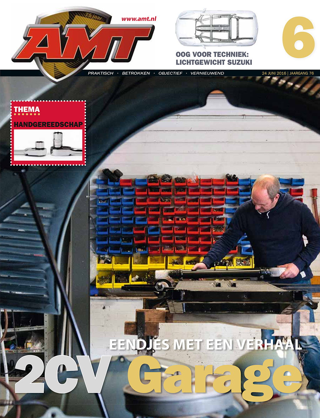 AMT editie 6 – 2016