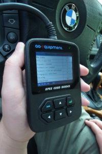 De APK2-reader van AA-Equipment is populair en wordt naast de APK ook veel gebruikt voor het snel stellen van een diagnose.
