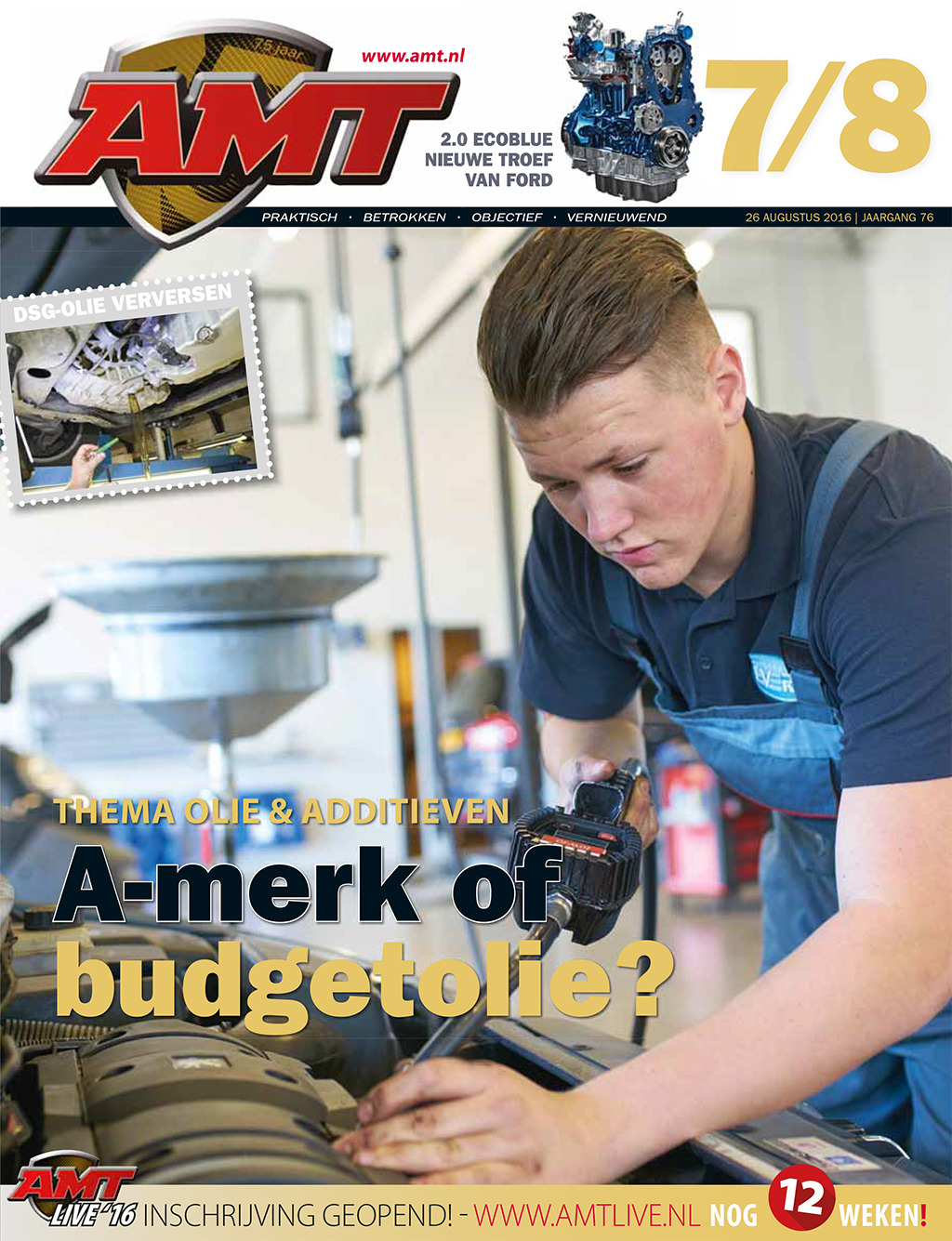 AMT editie 7 / 8 – 2016