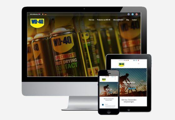 WD-40 lanceert nieuwe website