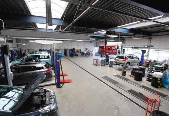Mectec vernieuwt werkplaats van Tilborg in recordtijd