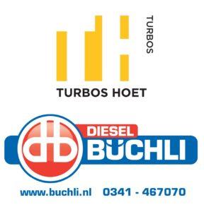 Turbo's Hoet en Diesel Büchli slaan de handen ineen tijdens AMT Live