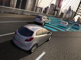 Steeds meer nieuwe auto'smet rijhulpsystemen