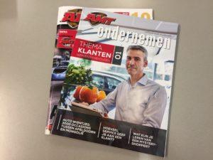 De eerste AMT Ondernemen verscheen eind oktober en vanaf volgend jaar vier keer per jaar. Praktische artikelen voor de ondernemer van het autoservicebedrijf staan centraal.