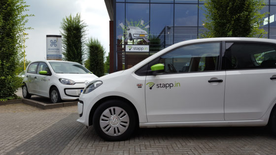 Carteam lanceert Stapp.in autodeelconcept