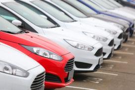 Auto-importeurs zien omzet teruglopen