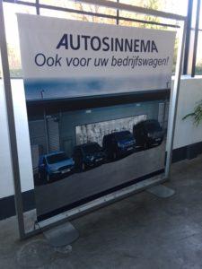 De nieuwe activiteit van Auto Sinnema.