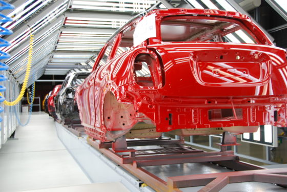 'Nederlandse auto-industrie groeit met 20 procent'
