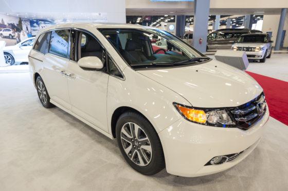 Honda roept bijna 650.000 Odyssey minivans terug in VS