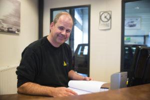 """""""Arbo gaat om de gezondheid en veiligheid van je personeel. Dat kun je niet serieus genoeg nemen"""", zegt Peter Schoolderman."""