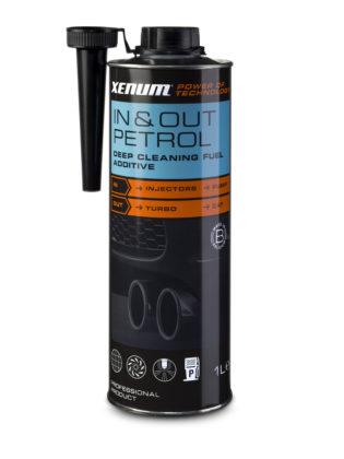 Xenum additief voor indirect én direct ingespoten benzinemotoren