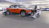 Audi wint prijs voor bestuurderloos autotransport